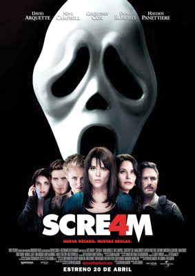 Crítica de Scream 4