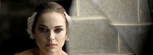 """Natalie Portman el espejo se ha roto. """"Cisne negro"""""""