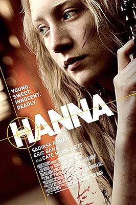 "Cartel de ""Hanna"""