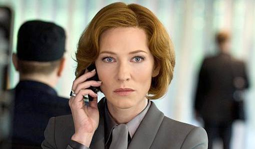 """Película """"Hanna"""". Cate Blanchett es la antagonista"""