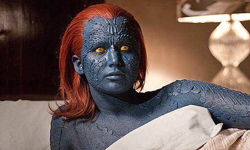 Mística de X-Men Primera Generación. La duda entre la normalidad y la diferencia