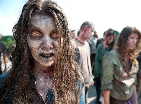 """""""The Walking Dead"""". Imagen de la segunda temporada"""
