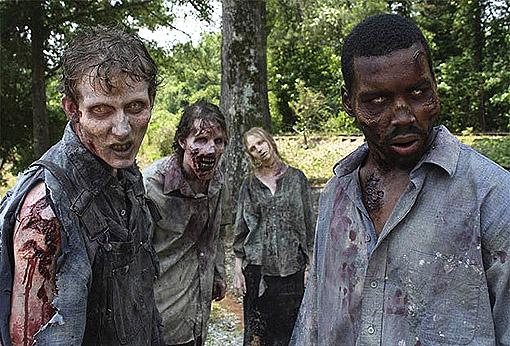 """""""The Walking Dead"""". Otra imagen de la segunda temporada"""
