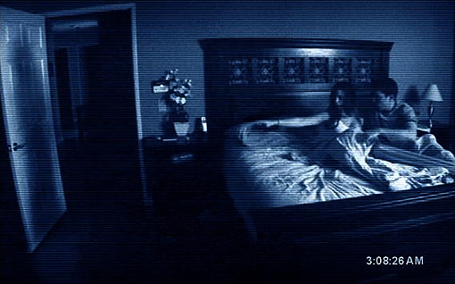 """Paranormal Activity 3"". Primer vídeo promo"