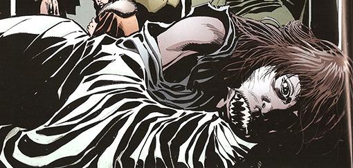 "Vampiro típico de las historias de Steve Niles (""30 días de noche"")"