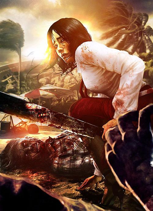 "Arte de ""Dead Island"""