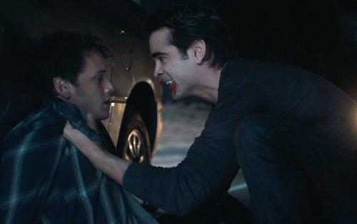 """Colin Farrell frente a Anton Yelchin en el remake de """"Noche de miedo"""""""