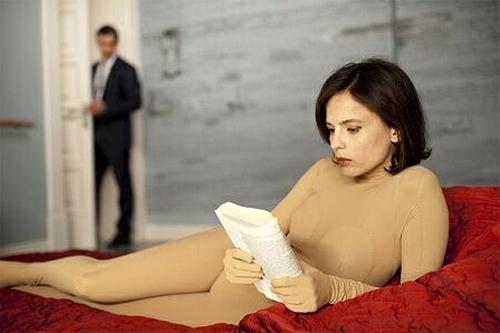 """Elena Anaya en """"La piel que habito""""de Almodóvar"""