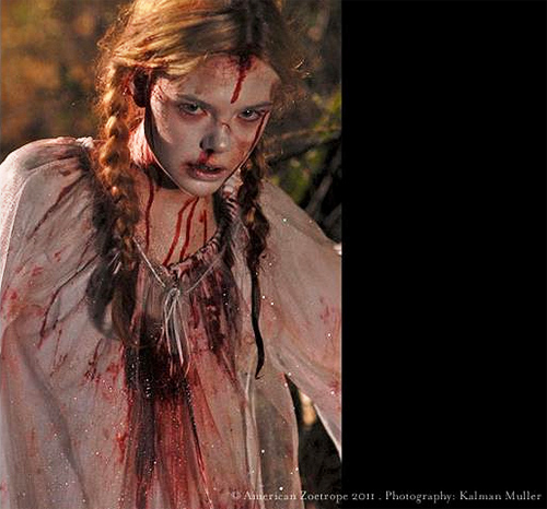 "Elle Fanning en ""Twixt"" de Coppola que vuelve al género de terror"