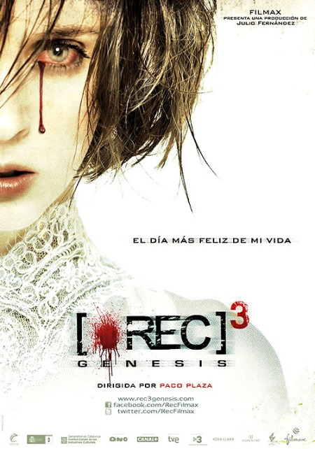 """·REC 3. Génesis"". Cartel oficial"