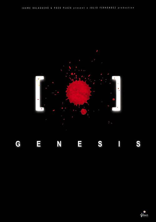 REC 3. Génesis. Teaser póster oficial