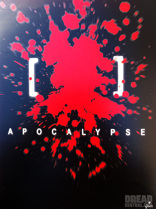 REC 4 Apocalypse. Teaser póster
