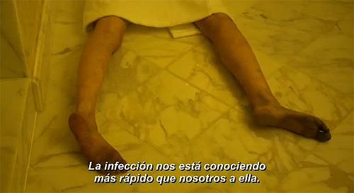 "Imagen de ""Contagio"". Muerte"