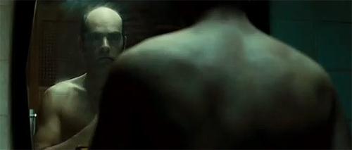 """Luis Tosar, imagen de """"Mientras duermes"""". Nueva escena con espejo"""