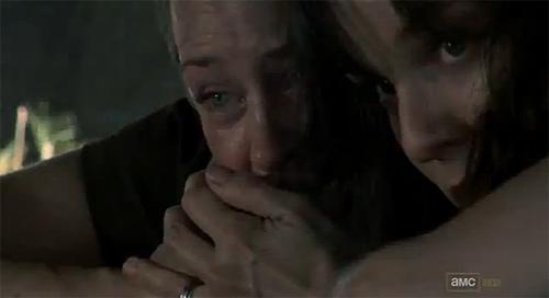 """""""The Walking Dead"""". Análisis psicológico de los personajes"""