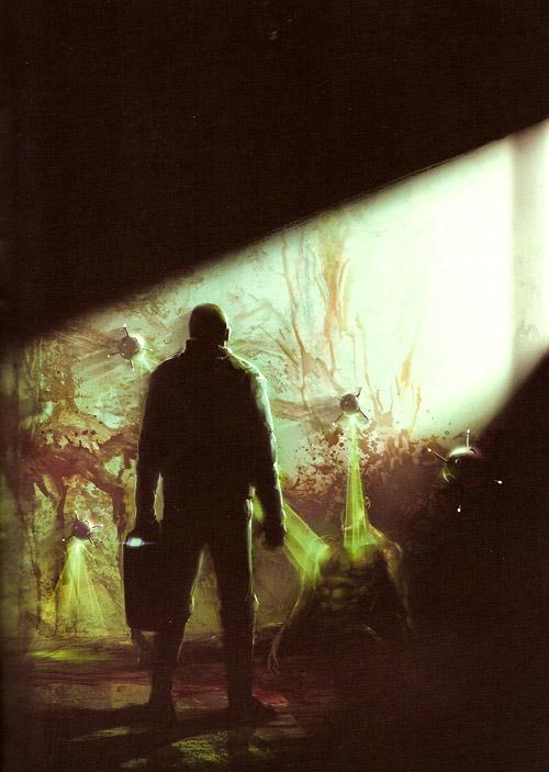 "CSI automatizado en ""City of Dust. Una historia de Philip Khrome"" por ZID"