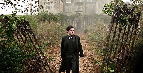 "Daniel Radcliffe en ""La mujer de negro"" (The Woman in Black)"