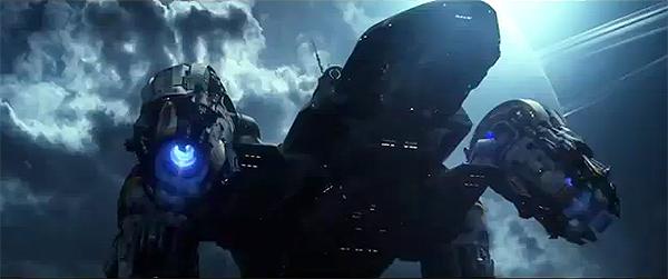 """Imágenes de """"Prometheus"""", la precuela de """"Alien"""". Nave"""