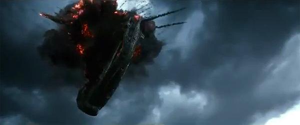 """Imágenes de """"Prometheus"""". Explosiones, tormentas de arena... el componente espectáculo no va a faltar"""