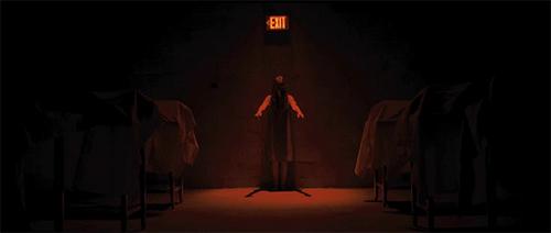 """La niña poseída de """"La posesión. El origen del mal"""" recuerda bastante al personaje de Alma en la saga de videojuegos """"Fear"""" y por extensión al cine de terror oriental reciente"""