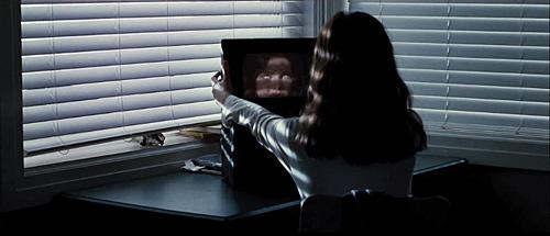 """Otra de las imágenes memorables de """"The Possession. El origen del mal"""". La influencia de """"El exorcista"""" es evidente"""
