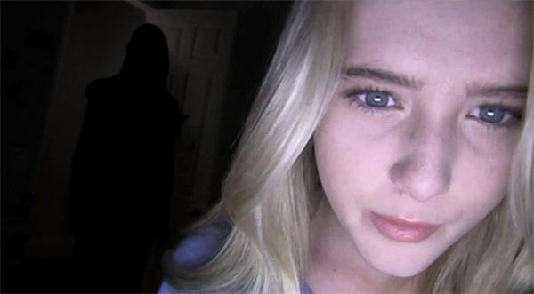 """Imagen de aparición en """"Paranormal Activity 4"""""""