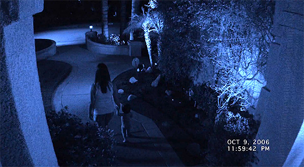 """Fantasmas familiares en """"Paranormal Activity 4"""""""