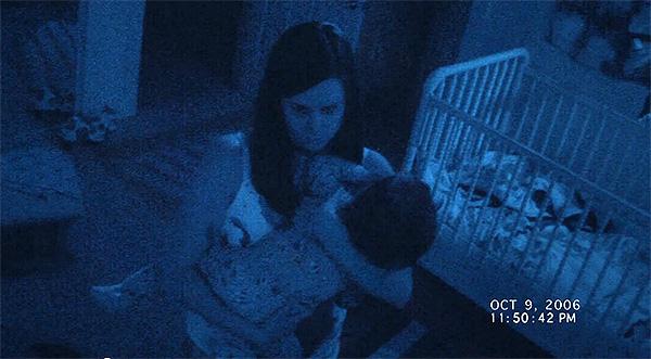 """Katie Featherston también se encuentra entre el reparto de """"Paranormal Activity 4"""""""