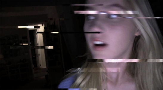 "Presencias paranormales generan distorsiones en la comunicación por webcam en ""Paranormal Activity 4"""