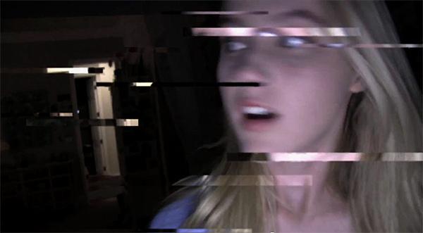 """Presencias paranormales generan distorsiones en la comunicación por webcam en """"Paranormal Activity 4"""""""