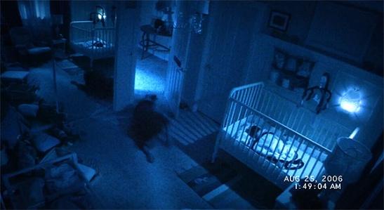 """Actividad poltergeist en """"Paranormal Activity 3 y 4"""""""