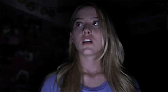 """Protagonista adolescente en """"Paranormal Activity 4"""", ¿estará a la altura del desafío?"""