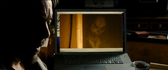 """Imágenes de """"Sinister"""": la imagen del espíritu-demonio cobra vida en el Mac"""