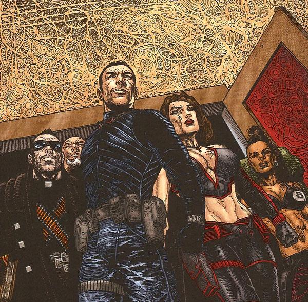 """Imagen de """"Los poseídos (The Possessed)"""". Protagonistas, demasiadas tetas para mantener la tensión dramática"""