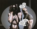 """Imagen de """"Los Poseídos"""". Discusiones metafísicas en ¿ropa interior?"""
