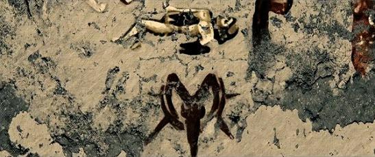 """Imagen del símbolo enigmático de la película """"Sinister""""."""