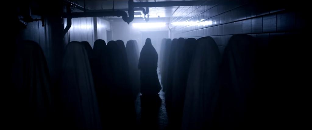 Citas/homenajes en La casa del terror ¿a qué película se cita/homenajea aquí?