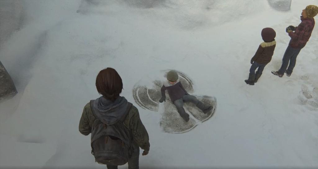 Gameplay de The Last of Us Parte II. Nos fijamos en la riqueza de comportamientos de los personajes no jugables (NPC)