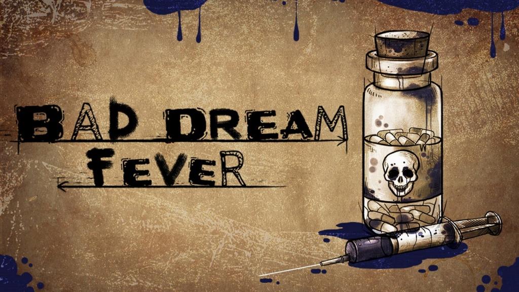 Sorteo de una steam key del juego Bad Dream: Fever | terrores.blog