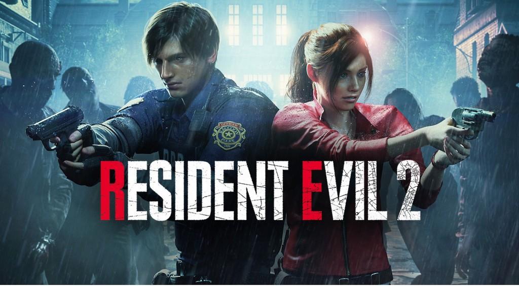 Portada de Resident Evil 2 (2019)