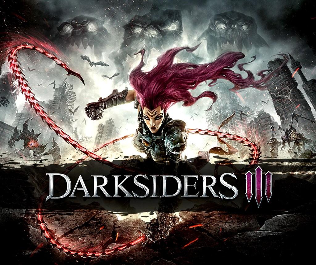 terrores.blog | Sorteo de una steam key del juego Darksiders 3. Del 4 al 11 de diciembre de 2020