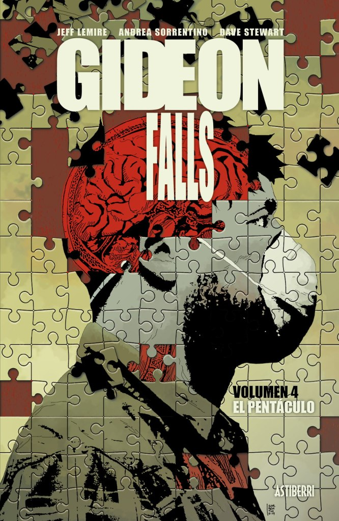 Portada del volumen 4 de la edición española de Gideon Falls