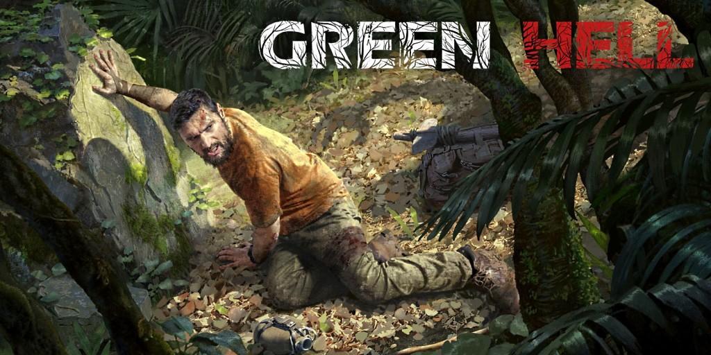 terrores.blog | Sorteo de una steam key del juego Green Hell. Del 11 al 18 de enero de 2021