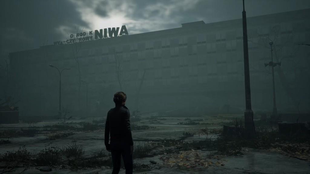 El hotel Niwa. Un oscuro recuerdo abandonado del pasado comunista en The Medium