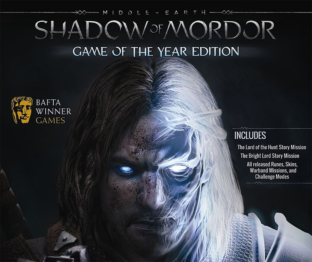 terrores.blog | Sorteo de una steam key del juegazo Middle Earth: Shadow Of War Game Of The Year Edition