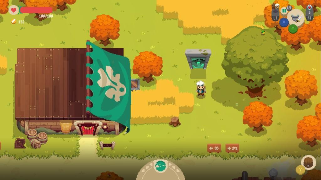 terrores.blog | Sorteo de una steam key del juego Moonlighter