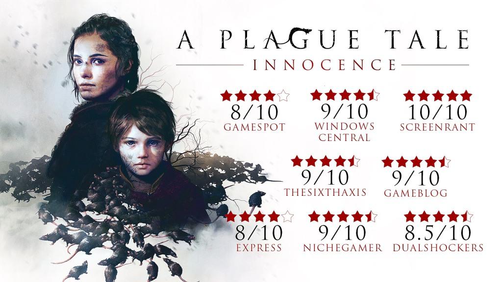 terrores.blog   Sorteo de una steam key del juegazo A Plague Tale: Innocence