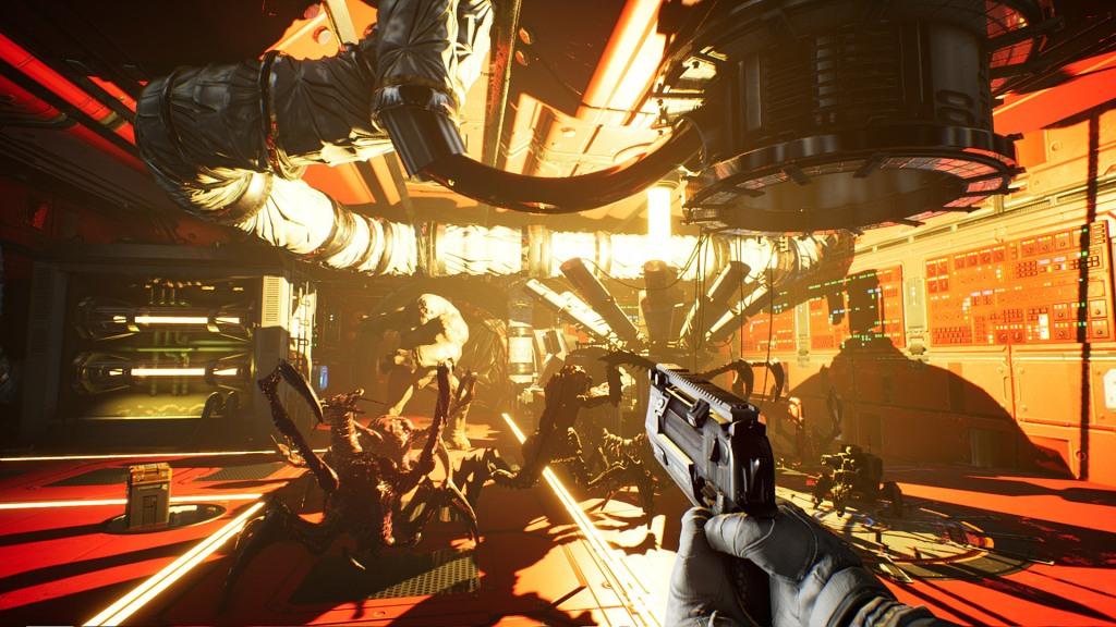 Imágenes del juego Génesis Alpha One