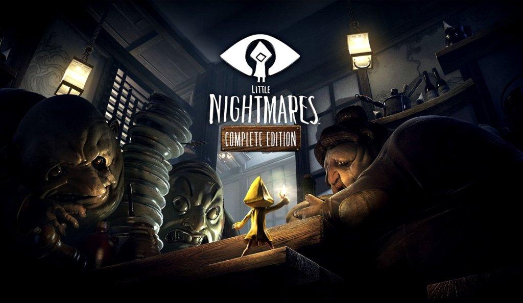 Sorteo de una steam key de Little Nightmares Complete Edition