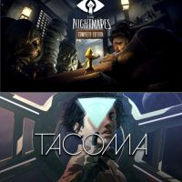 "Sorteo de ¡4 juegos!: ""The Blackout Club"", ""Little Nightmares Complete Edition"", ""Tacoma"" y ""Generation Zero"""